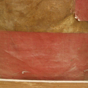 Tablou nud, copie veche de epoca dupa C Ressu Aise, ulei pe panza 1929