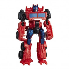 Figurina robot Optimus Prime Transformers Bumblebee Energon Igniters Speed Series