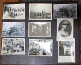 Lot 53 fotografii artilerie, cavalerie si infanterie perioada 41-44 Regele Mihai