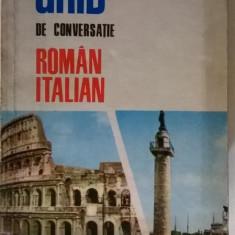 A. Virgil - Ghid de conversatie roman-italian