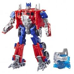 Set de joaca robot Optimus Prime Transformers Bumblebee Energon Igniters Nitro Series