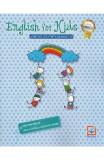 English for Kids. Caiet de lucru - Clasa a 2-a. Ed. 2016 - Cristina Mircea