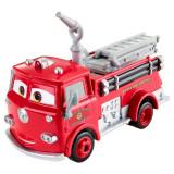 Masinuta mecanica Red Cars Wheel Action Drivers