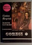 Meister Leonard - Gustav Meyrink, Geneza si catastrofa - Roald Dahl Coresi nr 11