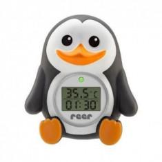 Termometru de camera si baie Happy Pingu REER