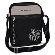 Geanta de Umar FC Barcelona Negru