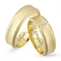 Verighete realizate din aur galben UE14-0069
