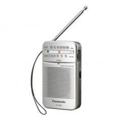 Radio portabil Panasonic RF-P50D FM / AM Argintiu