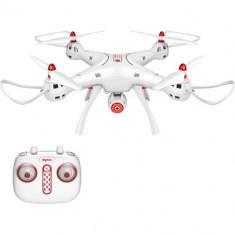 Quadcopter cu Functie de Rotatie 360 grade si Camera Video FPV Real Time