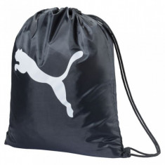 Sac de umar cu snur Puma Pro negru