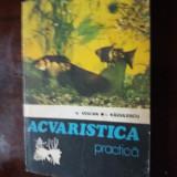 Acvaristica practica  v. voican