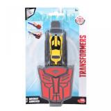 Set masinuta metalica Bumblebee cu lansator Transformers