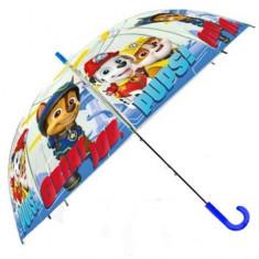 Umbrela automata Great job, Pups! Patrula Catelusilor 70 cm
