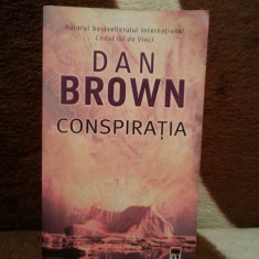 CONSPIRATIA-DAN BROWN
