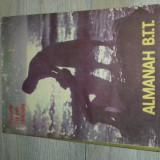 PERIOADA COMUNISTA ALMANAH BUCURIE, TURISM, TINERETE 1984