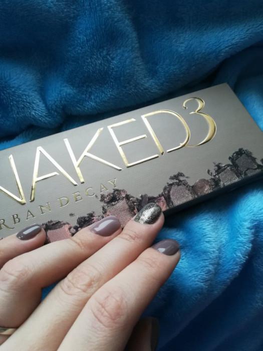 Set Trusa Machiaj / Make up Profesionala URBAN DECAY Naked 3
