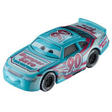 Masinuta metalica Ponchy Wipeout Disney Cars 3