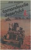 Bourdier - Comandourile desertului