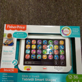 Tableta interactiva Fisher Price