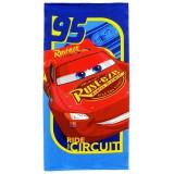 Prosop de plaja Fulger McQueen Cars 3 140x70 cm