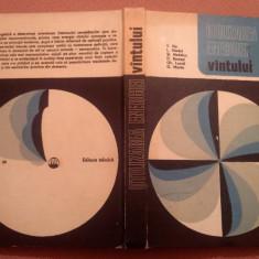 Utilizarea Energiei Vantului - V. Ilie, L. Almasi, St. Nedelcu, D. Borzasi, Alta editura, 1984