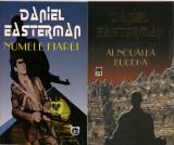 DANIEL EASTERMAN - AL NOUALEA BUDDHA / NUMELE FIAREI ( 2 volume)