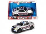 Masina de politie Street Force, Plastic