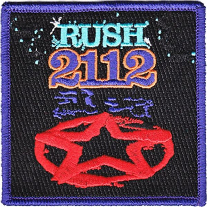 Patch Rush - 2112