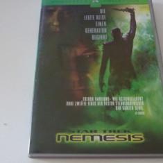 Nemesis dvd, Engleza