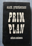 Prim-plan de alex. stefanescu