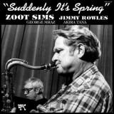Zoot Sims - Suddenly It'S Spring.. ( 1 VINYL )