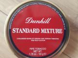 Cutie de colectie sigilata tutun pipa Dunhill Standar mixture 50 gr.