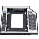 HDD Caddy adaptor 12,7 mm, SATA/SATA