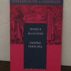 AUGUSTIN.SENECA-DESPRE FERICIRE