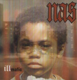 Nas - Illmatic ( 1 VINYL )