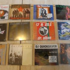 Colectie cd-uri MCD originale! Vand si separat, vedeti lista! Muzica eurodance!