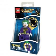 LEGO Super Heroes, Breloc cu lanterna - Joker