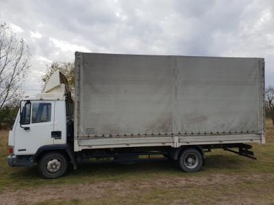 Daf  fa 45.160 camion 8.25 tone recent adus din ungaria foto