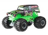 Masinuta Hot Wheels Monster Jam 25th Anniversary Grave Digger