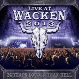 V/A - Live At Wacken 2013 ( 3 DVD )