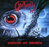 Obituary - Cause Of Death ( 1 CD )