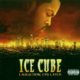 Ice Cube - Laugh Now, Cry Later (Explicit) ( 1 CD )