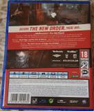 Wolfenstein The New Order PS4 - 60 lei