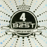 Beast - Lights Go On Again (Mini Album Vol.4) ( 1 CD )