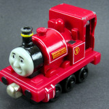 Thomas Take Along/Take'n Play - trenulet metal magnet - SKARLOEY - fb, Locomotive