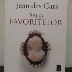 SAGA FAVORITELOR-JEAN DES CARS , 2017, Lucian Boia