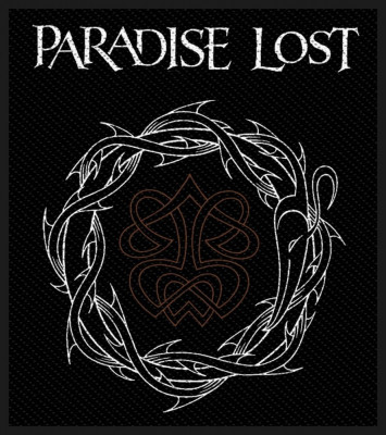 Patch Paradise Lost: Crown Of Thorns foto