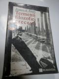 TERMENII FILOZOFIEI GRECESTI - FRANCIS E. PETERS - 1993