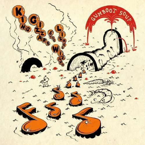 King Gizzard & The Lizard Wizard - Gumboot Soup ( 1 CD )