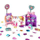 Set papusa si accesorii Pop Party Teenies, Spin Master